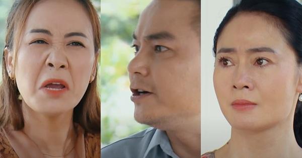 Hương vị tình thân: Bà Liễu chửi thẳng mặt ông Khang, tuyên bố trải chiếu hoa cũng không thèm, cưới xin gì tầm này?