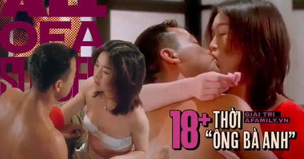 """Phim 18+ cách đây 25 năm của """"bom sex"""" Ôn Bích Hà: Từ cảnh bị cưỡng hiếp cho đến ân ái nóng bỏng đều tự đóng mà không cần thế thân"""