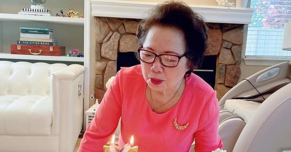Lần đầu tiên mẹ chồng quyền lực của Phạm Hương lộ diện, hành động nhỏ đã tiết lộ mối quan hệ với con dâu