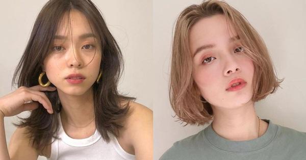 Không thích cắt mái, chị em nên thử 4 kiểu tóc này để vẫn khắc phục được nhược điểm và trẻ ra vài tuổi