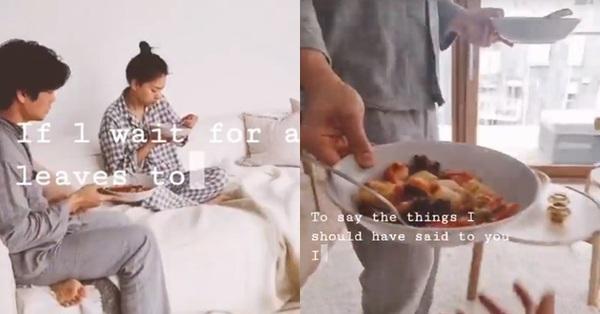 Ngô Thanh Vân và bạn trai kém tuổi sống chung như vợ chồng son, làm điều đơn giản nhưng cô gái nào cũng ao ước
