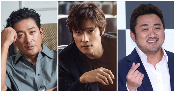 Màn ảnh Hàn rúng động với bom tấn có sự góp mặt của Lee Byung Hun, Ha Jung Woo, Ma Dong Seok