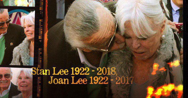 Mối tình kỳ diệu nhất Hollywood của Stan Lee: Yêu từ khi chưa gặp mặt, mất 2 tuần để ''đập chậu cướp hoa'' rồi bên nhau 70 năm không rời