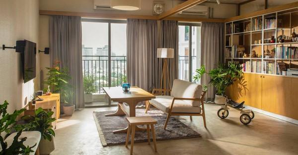 Căn hộ 70m² ở Sài Gòn đẹp không chê được điểm nào, điều kì diệu nhất chính là tấm rèm