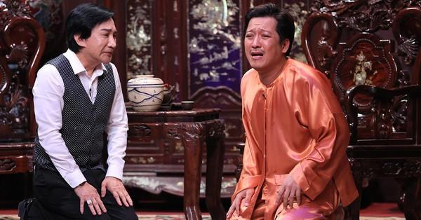 Hoài Linh choáng váng khi bị đồng nghiệp bóc mẽ: Hoài Linh không có vợ đâu phải do Hoài Linh yếu