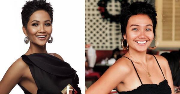 Lọt Top 5 Miss Universe, fan Philippines thi nhau nhận H'Hen Niê làm bà con