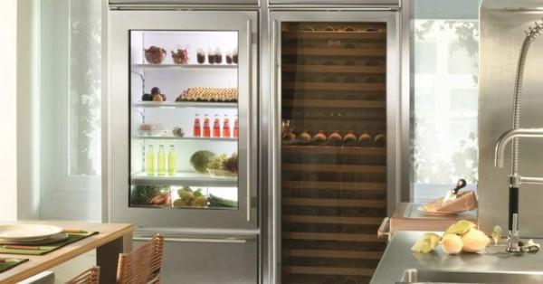 Tất tần tật ưu và nhược điểm của tủ lạnh mặt kính - xu hướng mới đang vô cùng hot