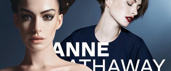 Anne Hathaway: Từ