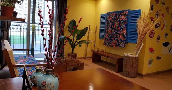 Giữa lòng Sài Gòn, có một căn hộ yên bình, mộng mơ như tách mình khỏi ồn ào phố thị