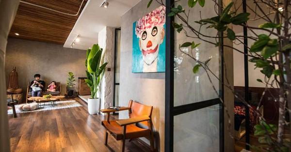 Sau cải tạo, căn hộ 68m² ở Hà Nội này đã trở thành không gian sống kiểu mẫu của nhiều gia đình trẻ