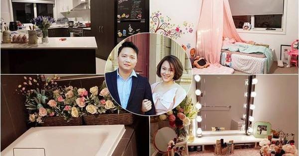 Ngôi nhà quá đỗi ngọt ngào của hai vợ chồng trẻ người Việt tự tay thiết kế