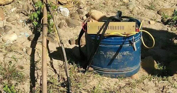 Lào Cai: Người đàn ông tử vong trên bãi đất trống bên cạnh máy đánh kích cá