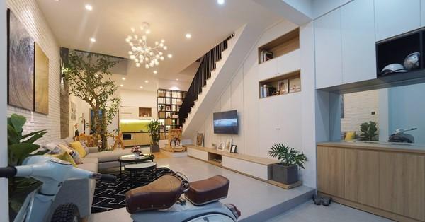 Ngôi nhà trẻ trung, ấm cúng của cặp vợ chồng trẻ với chi phí 950 triệu ở Đà Nẵng