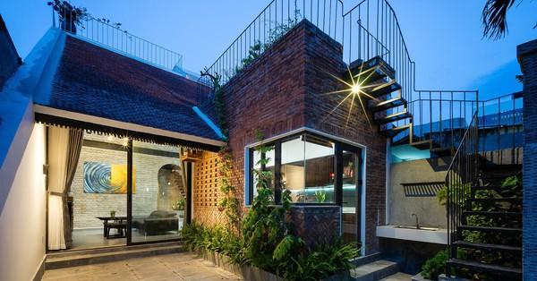 Ngôi nhà gạch 2 tầng của cặp vợ chồng già ở Đà Nẵng được tạp chí Mỹ xuýt xoa khen ngợi