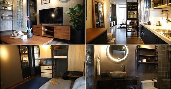 Không phải gam màu sáng trẻ trung, căn hộ nhỏ một phòng ngủ này đẹp lạ với tông màu ấm áp ở Bình Thạnh, TP HCM