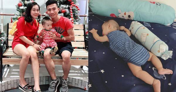 ''Ông bố của hiếm'' tiết lộ bí quyết luyện con ngủ xuyên đêm chỉ sau 1 tuần, chỉ cần đặt xuống giường là say giấc