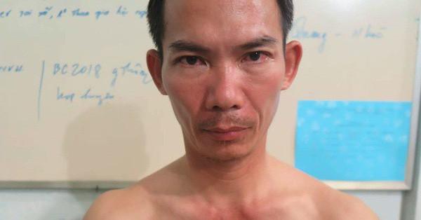 Con trai nghi tâm thần vác dao chém chết mẹ ruột