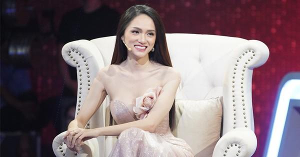 Những hình ảnh khiến ai ngắm cũng phải ''rụng tim'' của Hoa hậu Hương Giang khi làm nữ chính ''Người ấy là ai?''