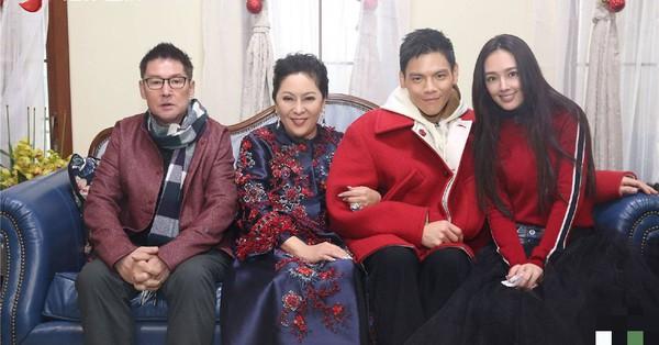 Con trai ông trùm xã hội đen Hong Kong thừa nhận yêu tình cũ của Phùng Thiệu Phong