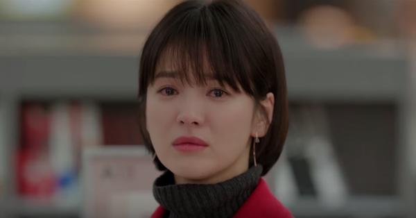 Cuối cùng cũng bỏ cuộc, Song Hye Kyo chia tay Park Bo Gum trong nước mắt