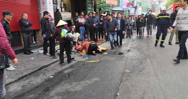 Vụ xe điên gây tai nạn liên hoàn khiến 1 người tử vong: Tài xế xuống xe xin lỗi từng nạn nhân, người thân gào khóc tại hiện trường