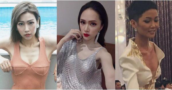 Sao nữ Vbiz lộ thân hình gầy trơ xương khiến fan lo lắng: Đến 2 đệ nhất mỹ nhân cũng bị gọi tên!