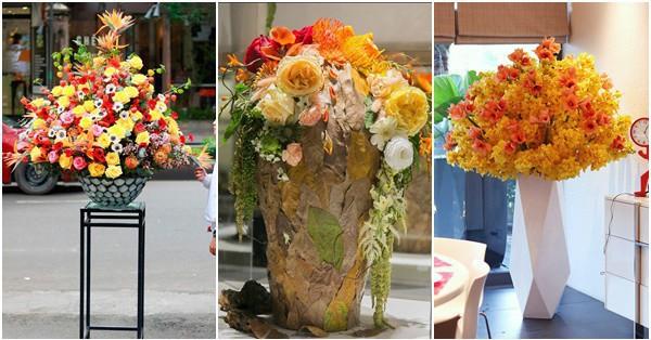 Đây là 9 bình/lẵng hoa đắt khủng khiếp trong ngày 20/10 mà nhiều chị em đã được tặng