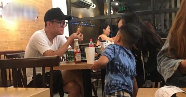 Minh Hà vừa tuyên bố độc thân, Chí Nhân bị bắt gặp
