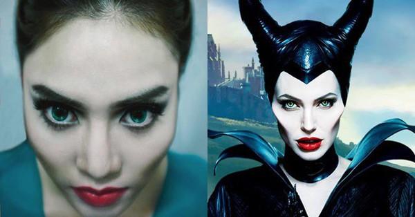 Ninh Dương Lan Ngọc tự tin tuyên bố mình là Maleficent Việt  Nam, tạo hình đẹp không kém bản gốc