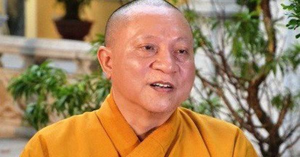 Sư Thích Thanh Toàn nói có thể lấy vợ, ăn chơi thoải mái: ''Chỉ có người không bình thường mới phát ngôn như vậy''