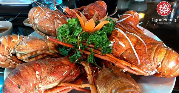Ngoc Huong Seafood restaurant – nhà hàng hải sản trứ danh bậc nhất Đà Nẵng