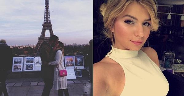 Cô gái nổi tiếng nhờ bức ảnh nụ hôn lãng mạn dưới chân tháp Eiffel, song sự thật về thân thế chàng trai khiến cả thế giới ngỡ ngàng