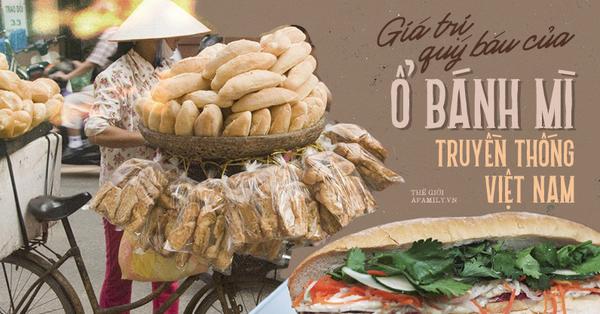 """Câu chuyện về bánh mì nhân thịt truyền thống: Từ món ăn chỉ vài chục ngàn bán đầy đường đến """"siêu sandwich"""