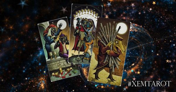Bốc 3 lá bài Tarot để đi tìm vận may và quý nhân phù trợ giúp bạn có cuộc sống thăng hoa thịnh vượng trong năm mới 2020