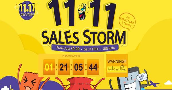 Gợi ý chi tiết cách săn deal ngon trên 5 sàn thương mại lớn giúp bạn không bỏ lỡ bất cứ sản phẩm giảm giá hời nào dịp Single Day 11/11