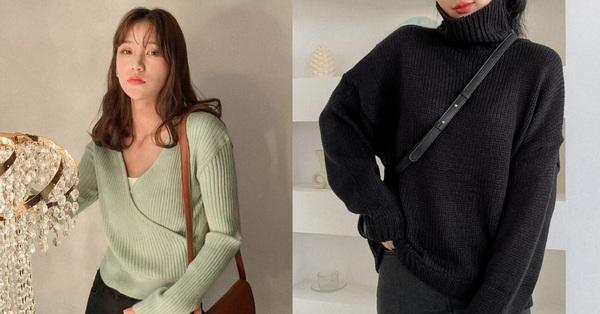Ai cũng tưởng là bạn mi nhon, thon thả hơn nếu diện 1 trong 3 mẫu áo cơ bản sau của mùa Đông