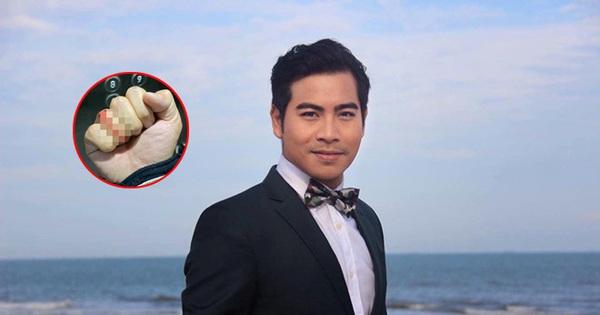 Ngọc Lan bị bắt gặp ôm trai lạ, Thanh Bình bất ngờ chia sẻ chuyện gặp côn đồ