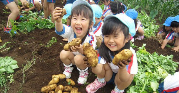 """Mở """"cánh cửa thần kì"""" dinh dưỡng chuẩn Nhật - Bí quyết nuôi con mạnh khỏe, lớn khôn mỗi ngày"""