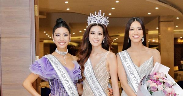 Tân Hoa hậu Khánh Vân bị chê không xứng đáng vì trả lời