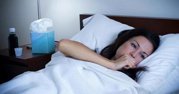Biện pháp làm dịu cơn ho lúc nửa đêm và giúp bạn dễ dàng đi vào giấc ngủ