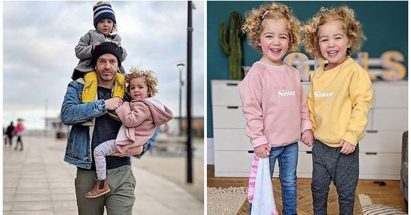 Hot dad với triệu người theo dõi gây tranh cãi nảy lửa vì không làm được điều tưởng chừng đơn giản này với hai con sinh đôi