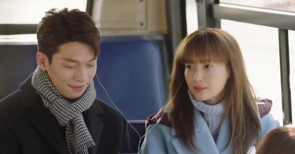 ''Phụ lục tình yêu'': Hẹn hò với trai trẻ nhưng Lee Na Young lại toàn nhắc đến Lee Jong Suk