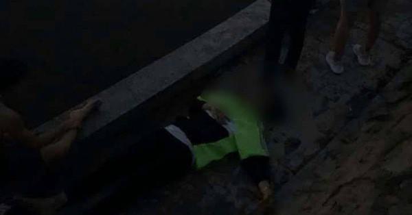 Hà Nội: Sau cuộc cãi vã lúc nửa đêm, đôi nam nữ rơi xuống hồ, một người tử vong