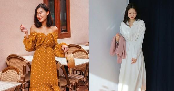 Đây là 4 mẫu váy liền mãi không chịu lỗi mốt, và bạn sẽ muốn sắm bằng hết để ngày nắng đẹp tha hồ xúng xính
