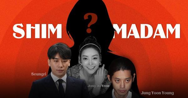 Shim madam - nút thắt bí ẩn liên quan đến cái chết của Jang Ja Yeon, Choi Jin Sil và đứng sau chi phối hàng loạt bê bối kinh khủng nhất xứ Hàn?