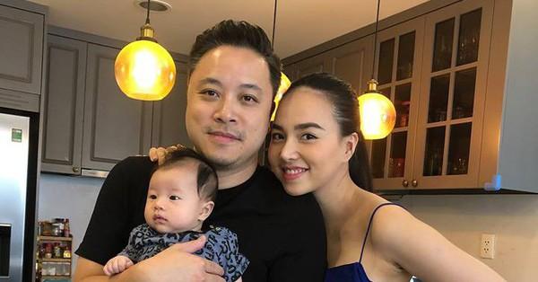 Victor Vũ tiết lộ cuộc sống ông bố bỉm sữa khiến bà xã Đinh Ngọc Diệp phải thốt lên thế này