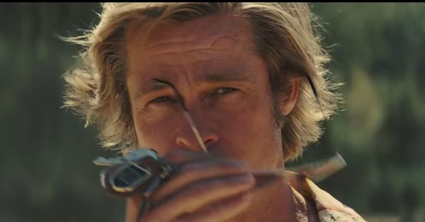 Trailer phim mới của Leonardo - Brad Pitt khiến khán giả há hốc mồm với sự xuất hiện của nhân vật này