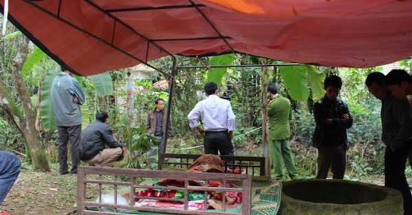 Nghệ An: Nghi án cha ném con trai 1 tuần tuổi xuống giếng vì giận vợ