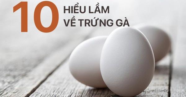 """Chuyên gia dinh dưỡng: Trứng là thực phẩm tốt hàng đầu, đừng để 10 """"lời dọa"""" này đánh lừa"""