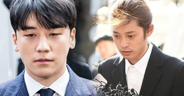 Seungri tự nhận là nạn nhân của chuỗi bê bối Burning Sun, Jung Joon Young bỗng được réo gọi vì bị bạn thân ''đổ vỏ''